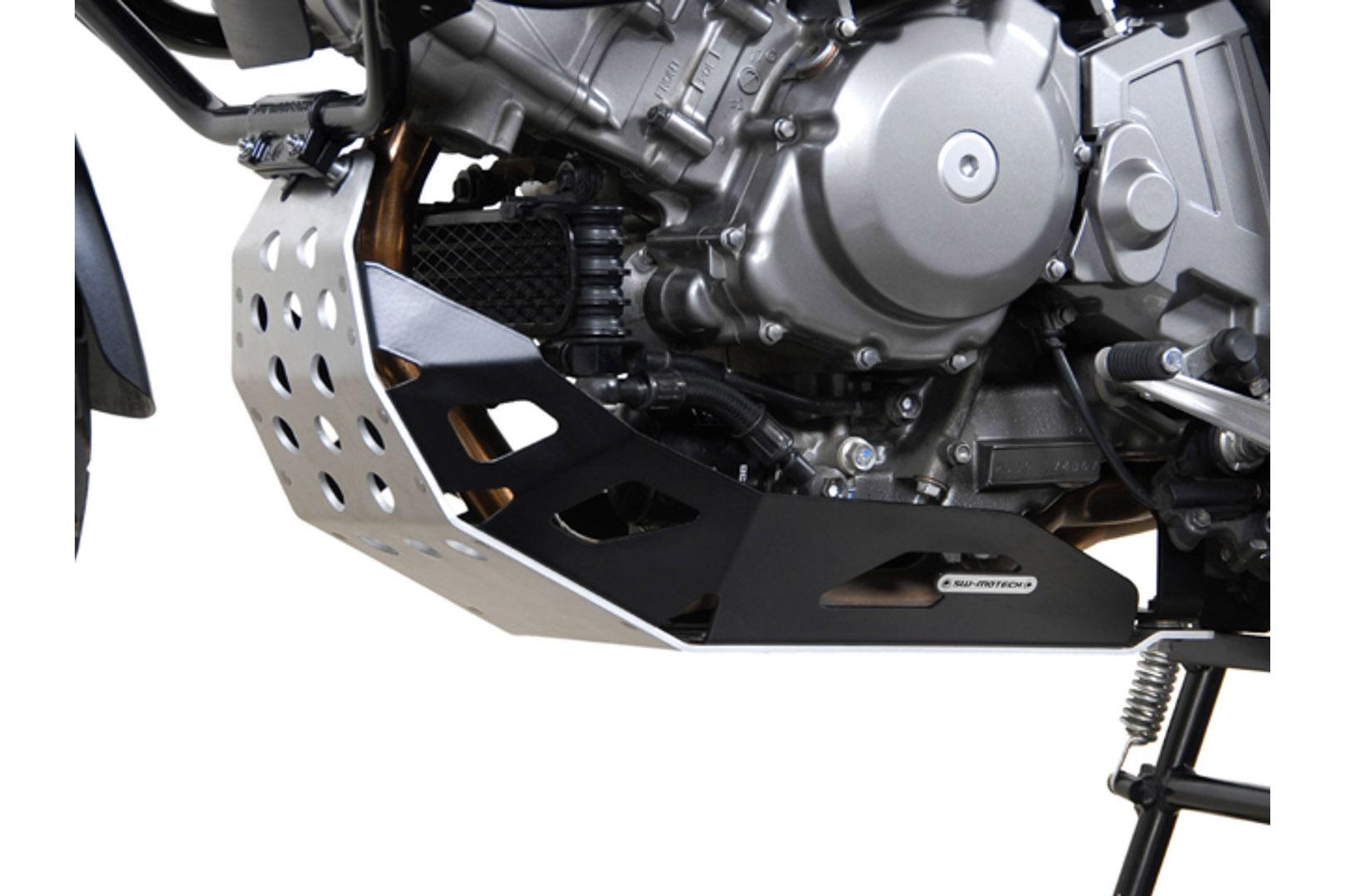SW-Motech Pohjapanssari Suzuki DL650 V-Strom musta