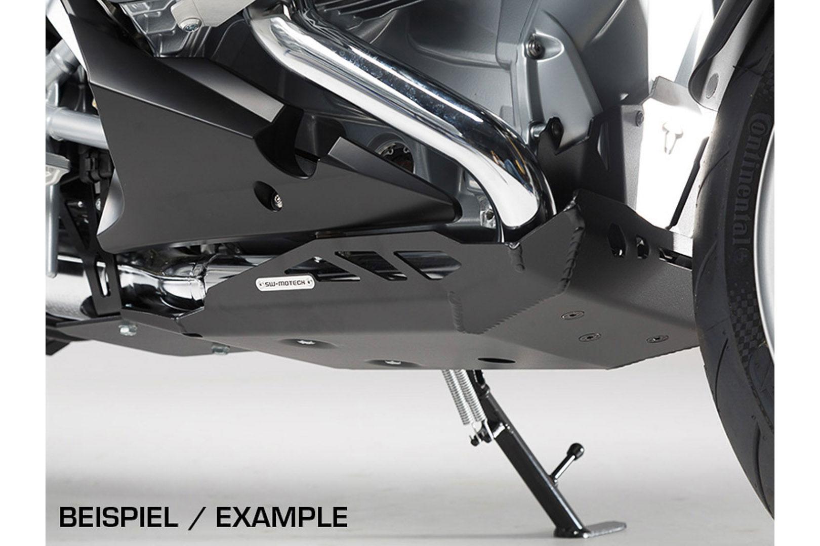 Pohjapanssari, hopea, BMW R 1200 RT (14-)