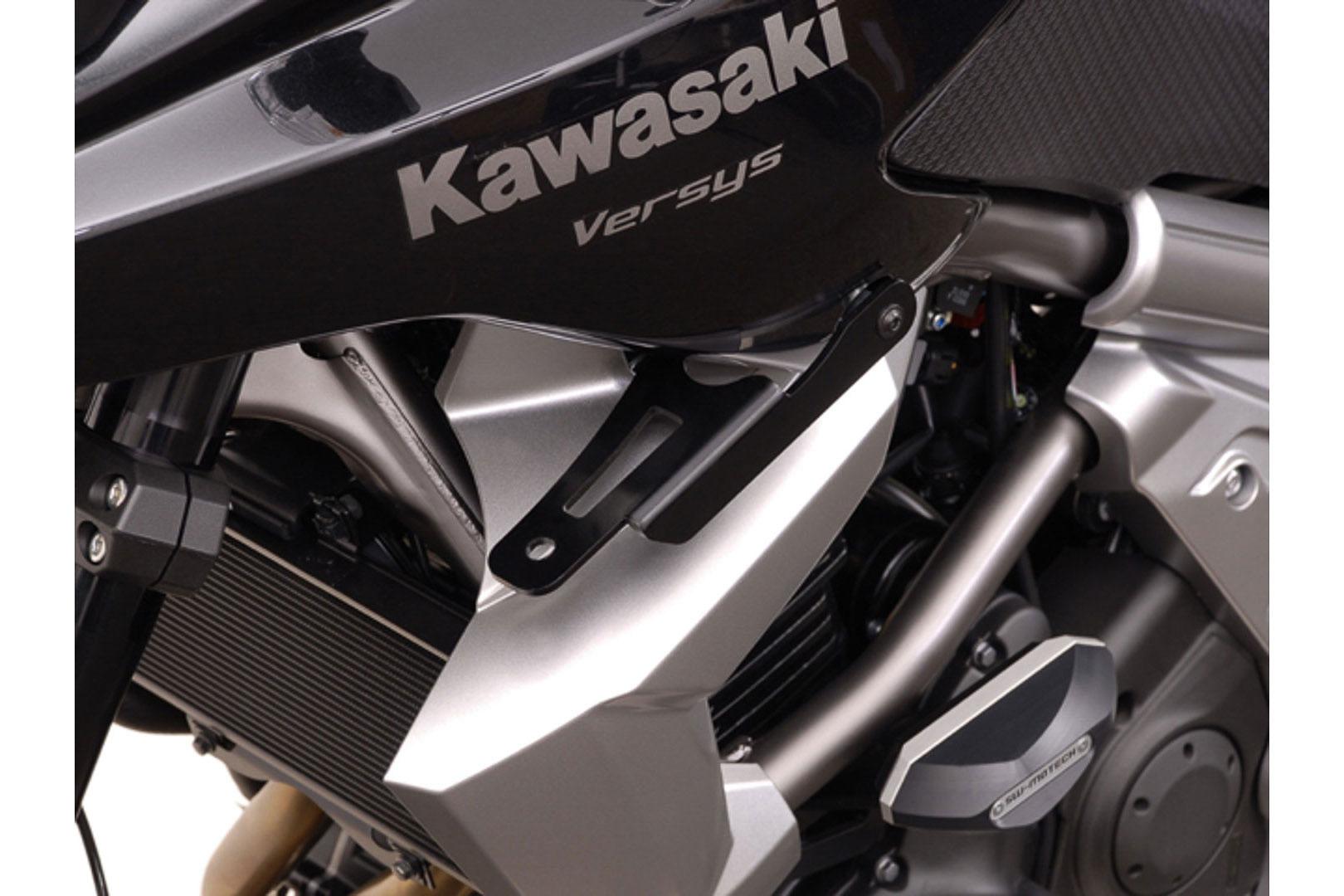 SW-Motech HAWK-lisävalosarjan kiinnike, Kawasaki Versys 10-