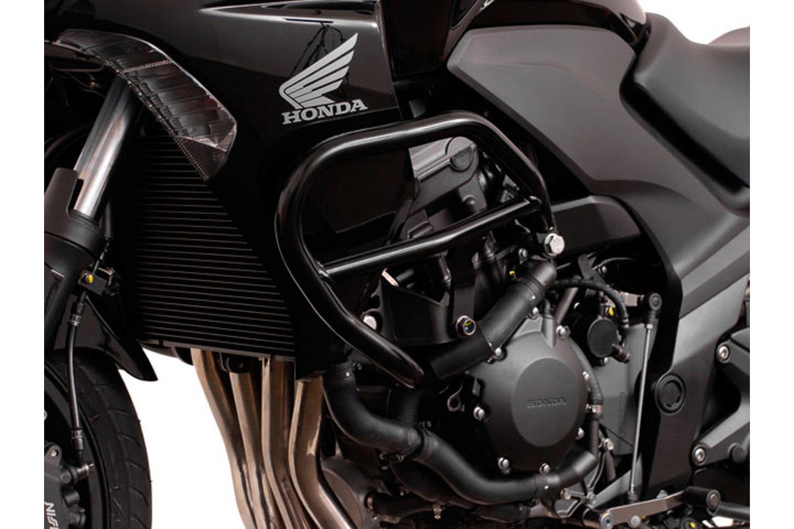 SW-Motech Moottorinsuojarauta Honda CBF1000F 10-, musta