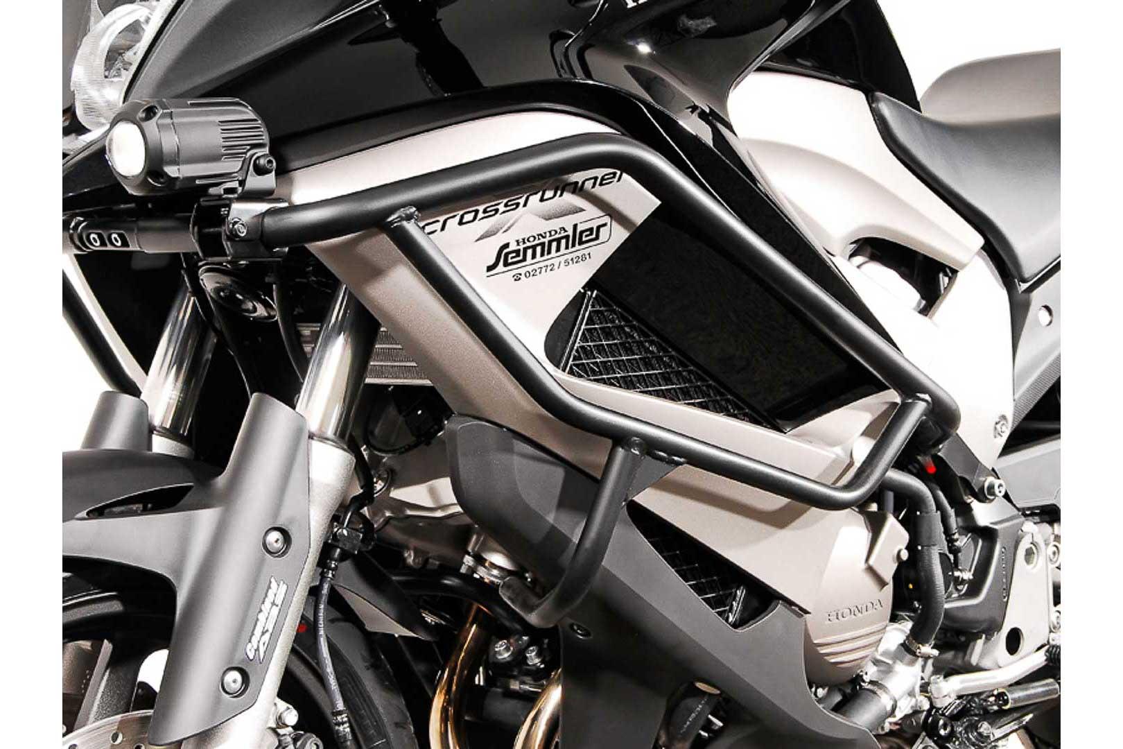 SW-Motech Moottorinsuojarauta Honda VFR800X Crossrunner
