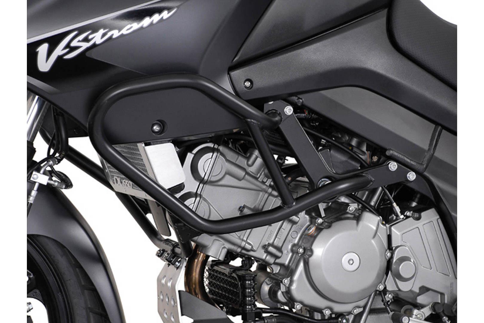 SW-Motech Moottorinsuojarauta Suzuki DL650 V-Strom musta