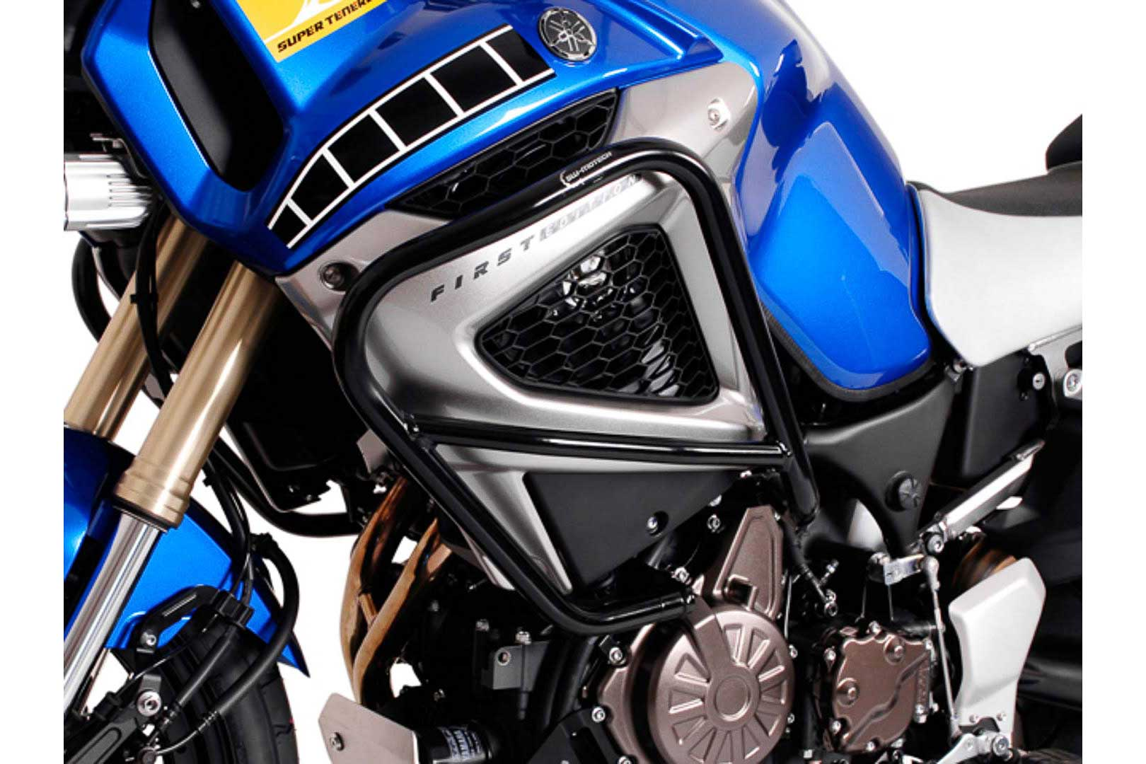 SW-Motech Moottorinsuojarauta Yamaha XT1200Z Super Tenere, musta