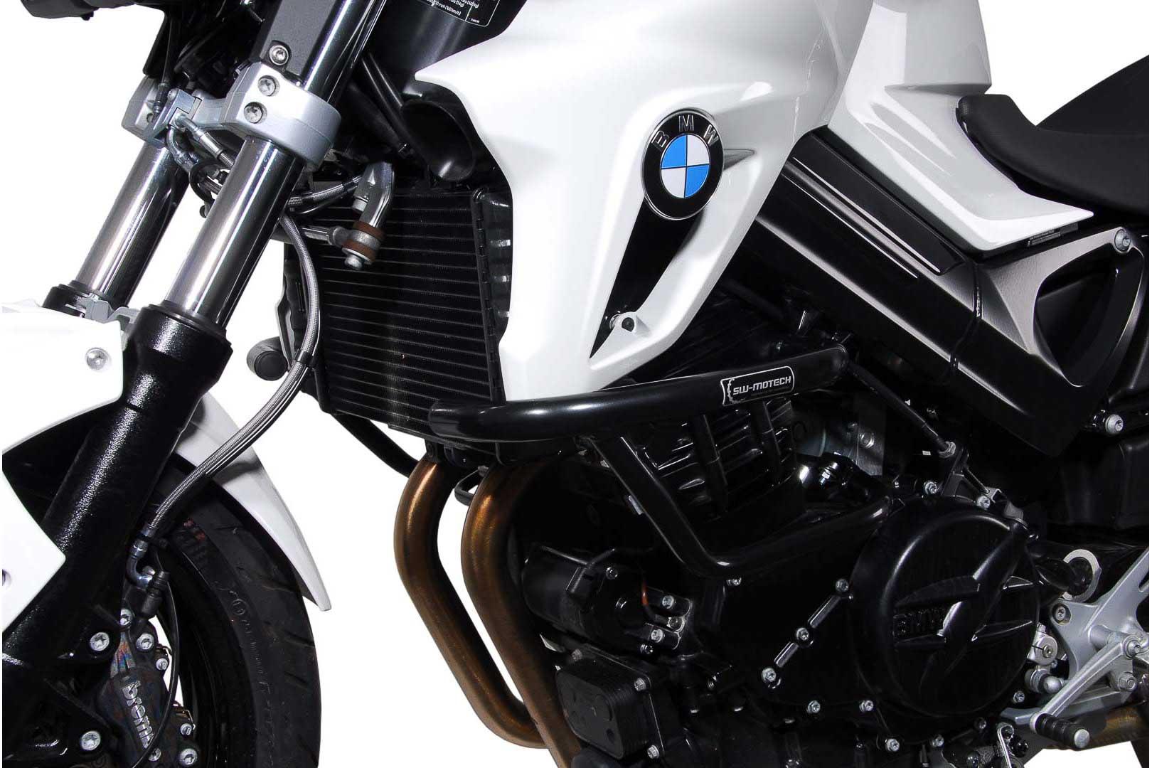 SW-Motech Moottorinsuojarauta BMW F800S/F800R musta