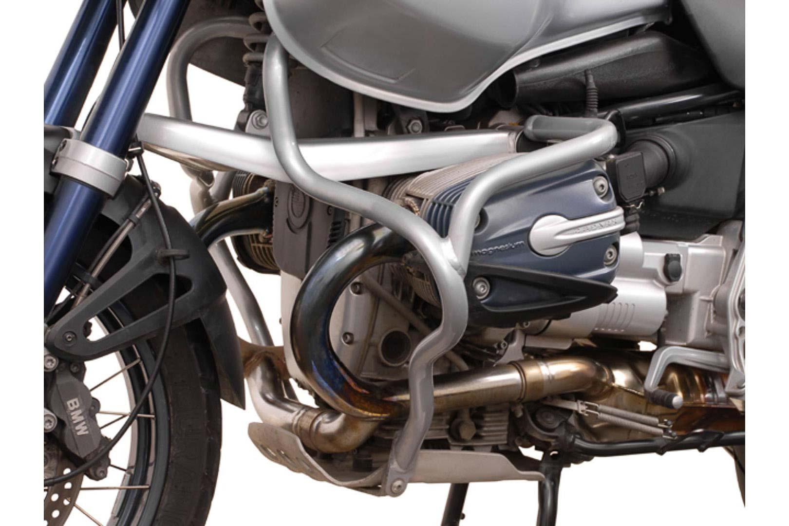 SW-Motech Moottorinsuojarauta BMW R1150GS Adventure hopea