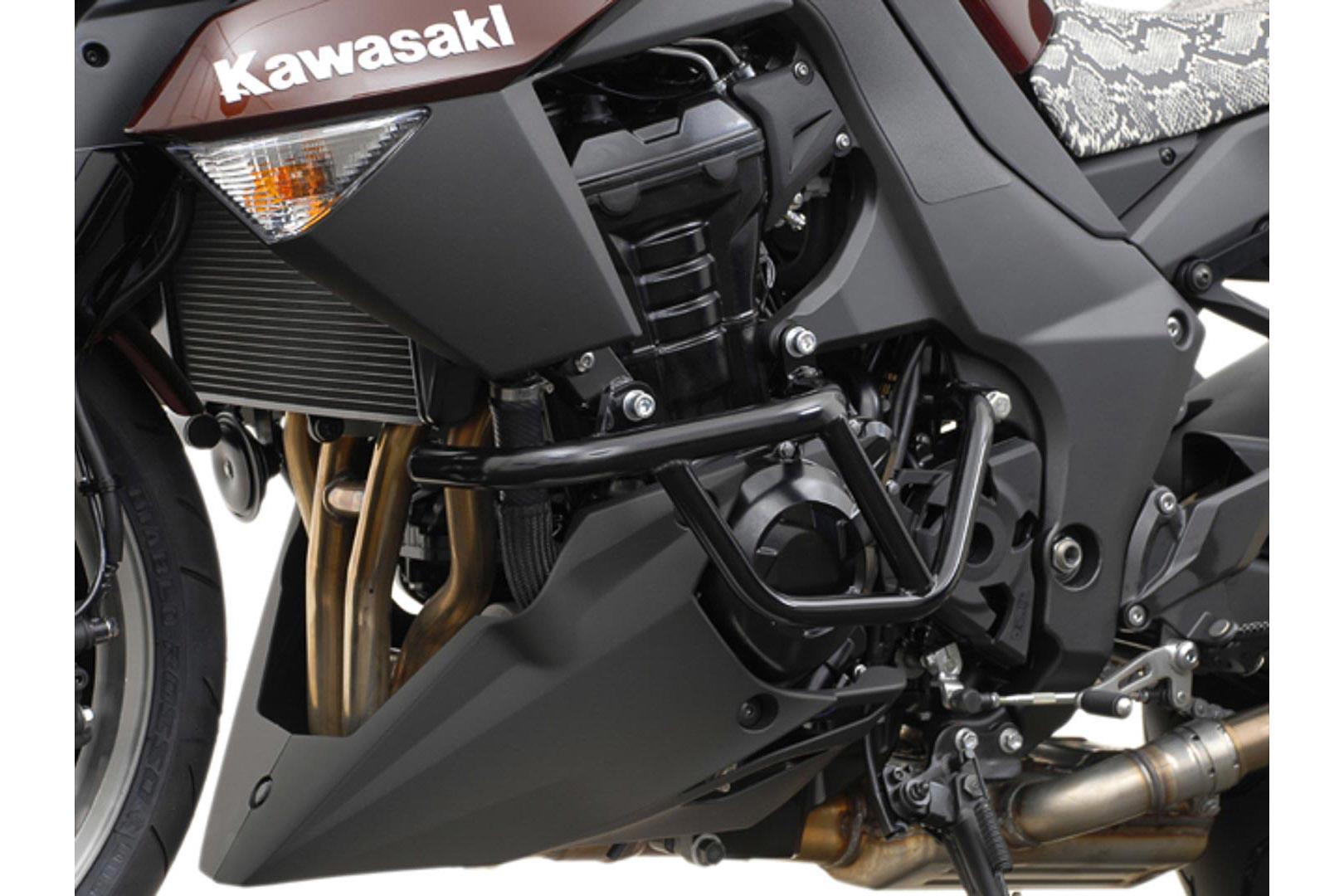 SW-Motech Moottorinsuojarauta Kawasaki Z1000 10-, musta