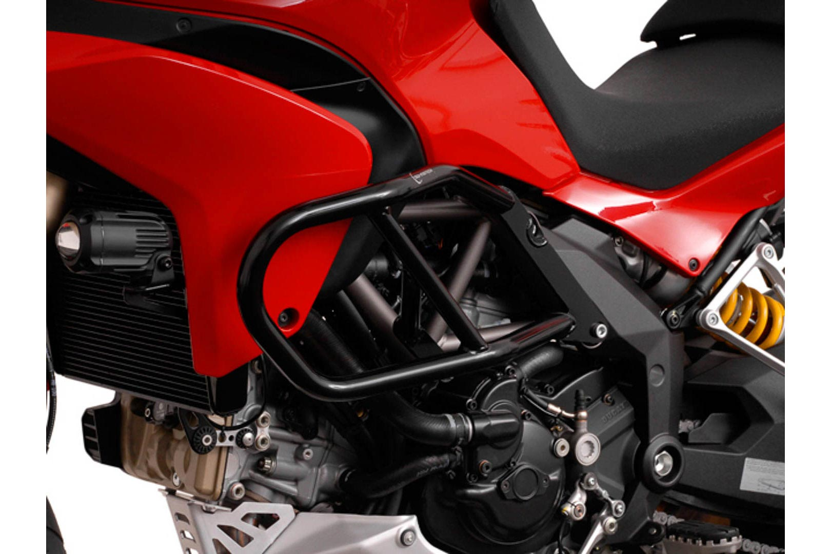 SW-Motech Moottorinsuojarauta Ducati Multistrada 1200 10-, musta