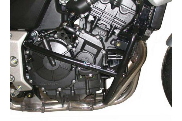 SW-Motech Moottorinsuojarauta Honda CBF600 -07 musta