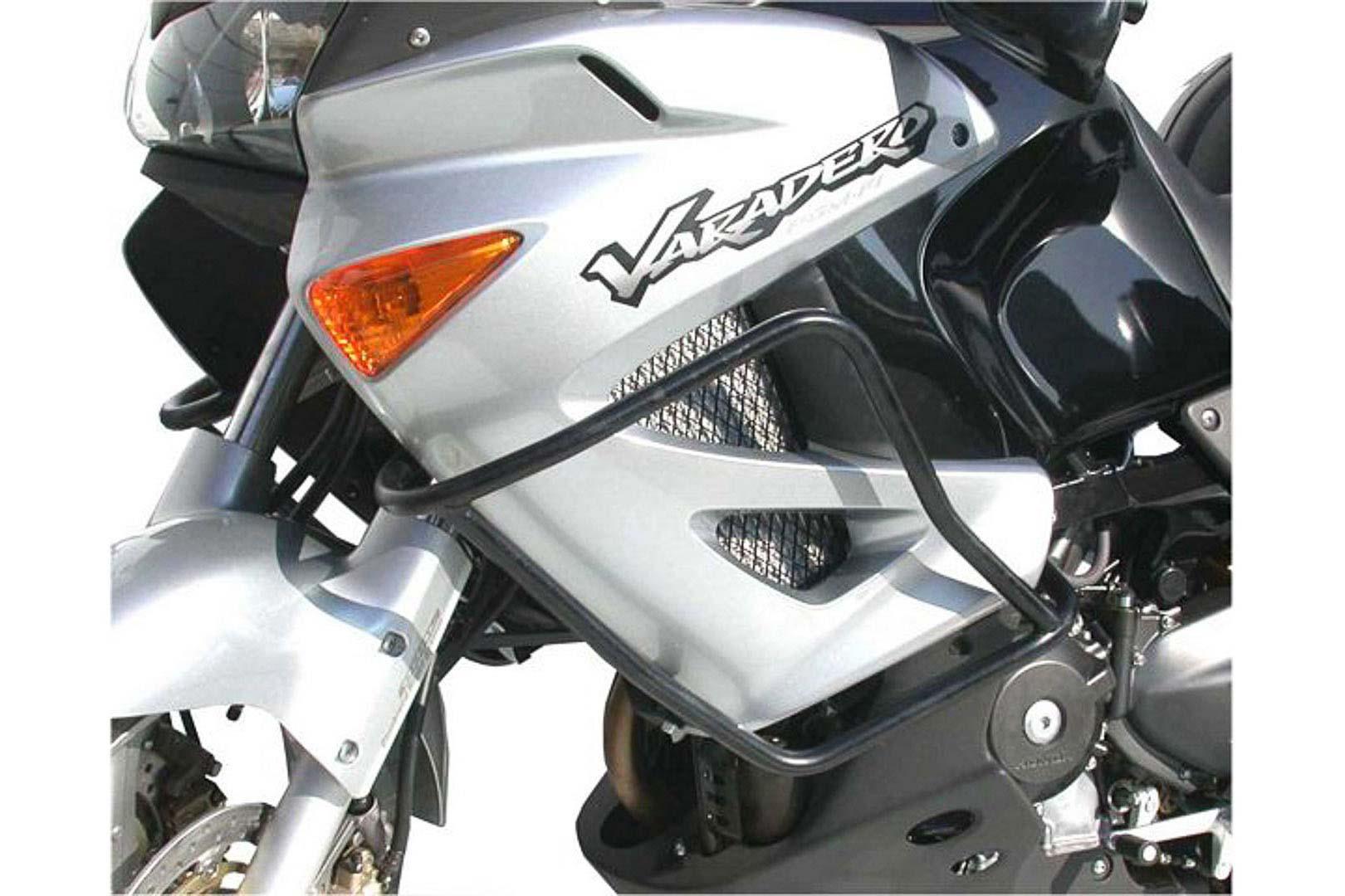 SW-Motech Moottorinsuojarauta Honda XL1000V Varadero 04-05 musta