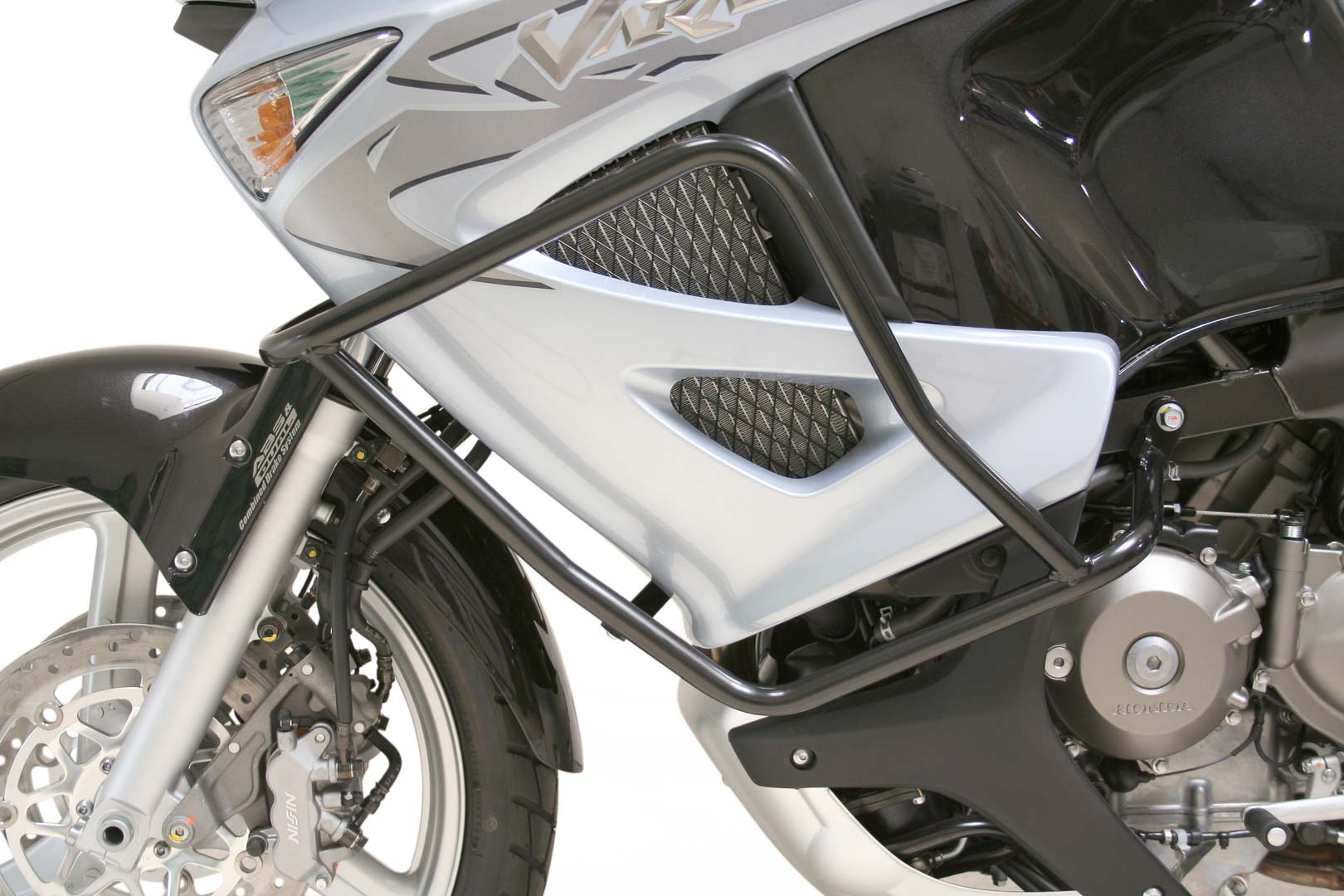 SW-Motech Moottorinsuojarauta Honda XL1000V Varadero 06- musta