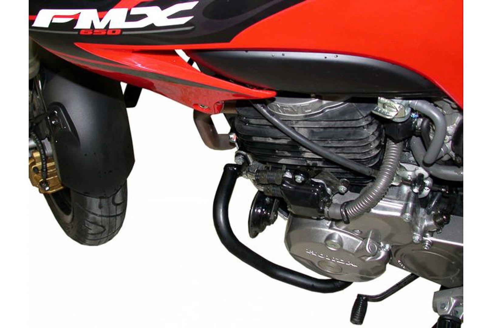 SW-Motech Moottorinsuojarauta Honda FMX650 musta