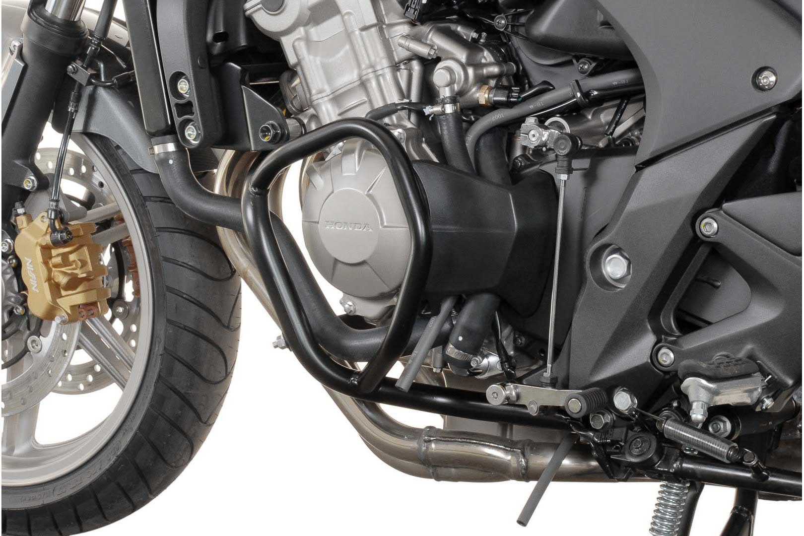 SW-Motech Moottorinsuojarauta Honda CBF600 08- musta