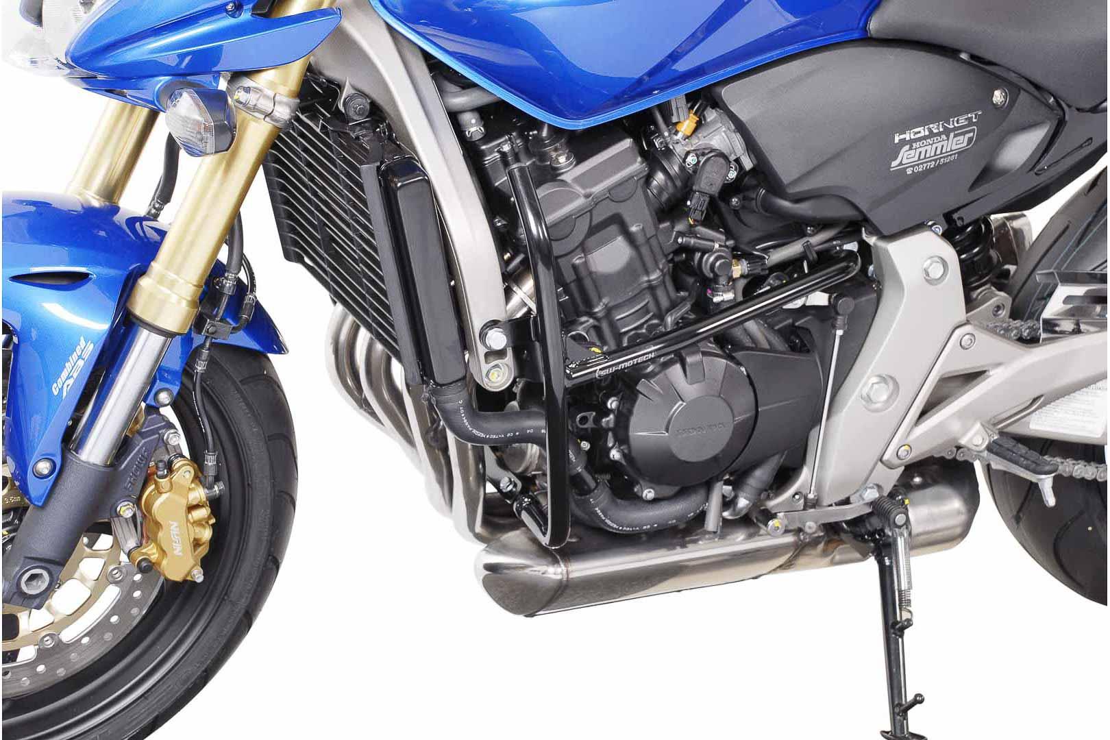 SW-Motech Moottorinsuojarauta Honda CB600 Hornet 07- musta