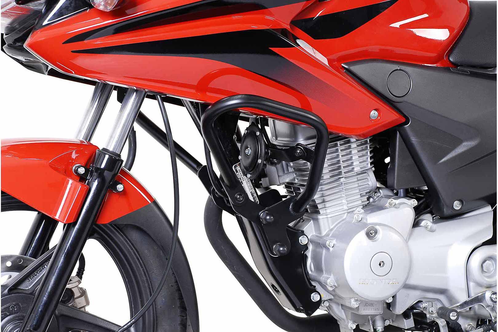 SW-Motech Moottorinsuojarauta Honda CBF125 09-, musta