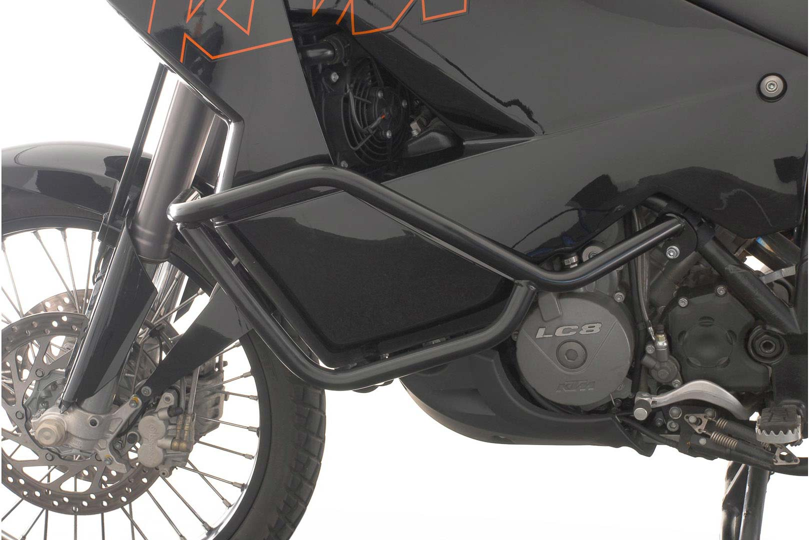 SW-Motech Moottorinsuojarauta KTM LC8 950/990 Adventure musta