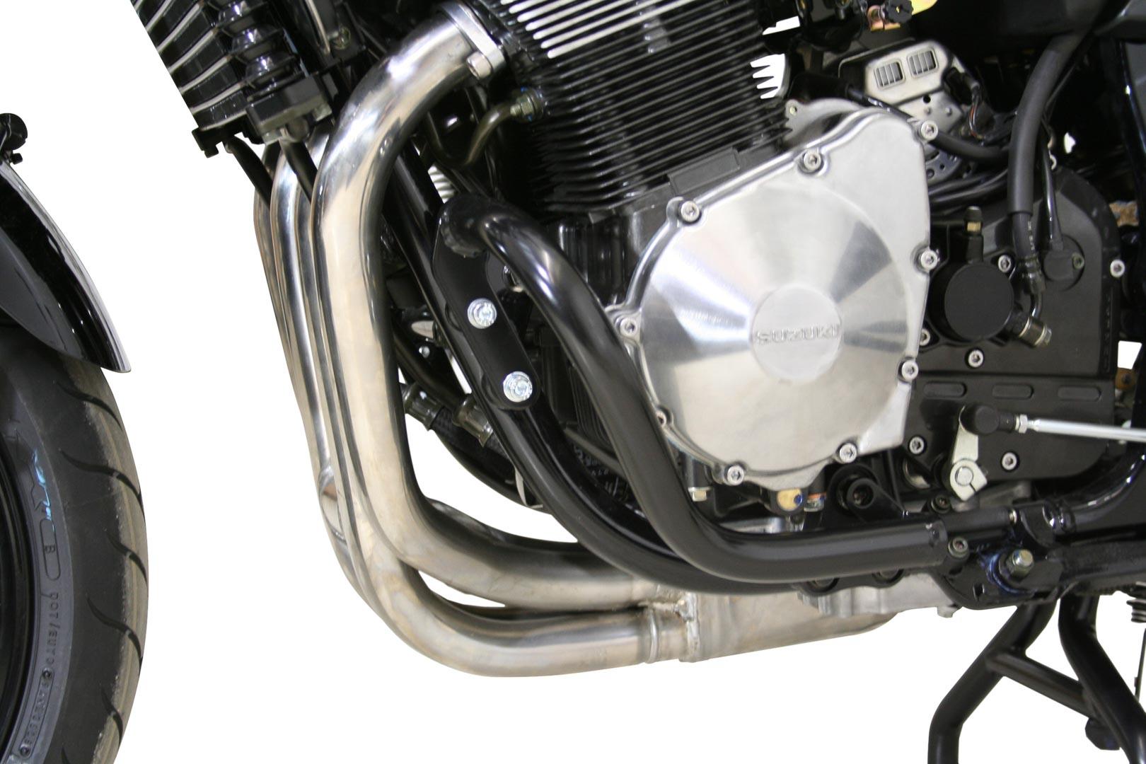 SW-Motech Moottorinsuojarauta Suzuki GSF600 Bandit 00-05 musta