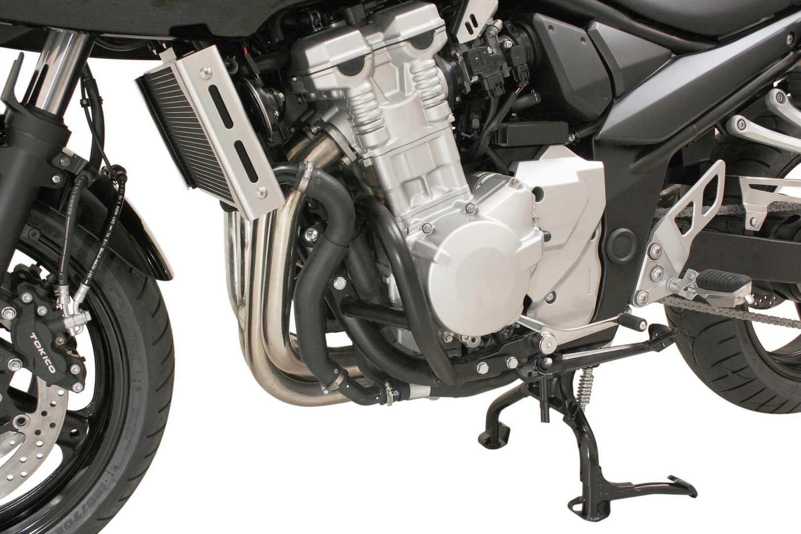 SW-Motech Moottorinsuojarauta Suzuki GSF650 Bandit 07- musta