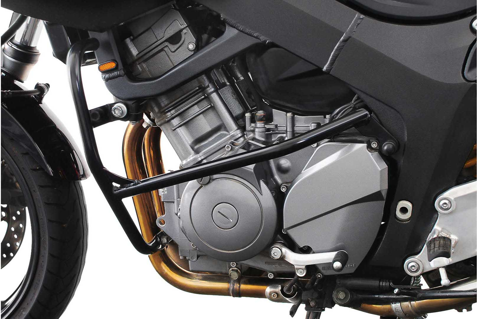 SW-Motech Moottorinsuojarauta Yamaha TDM900 musta
