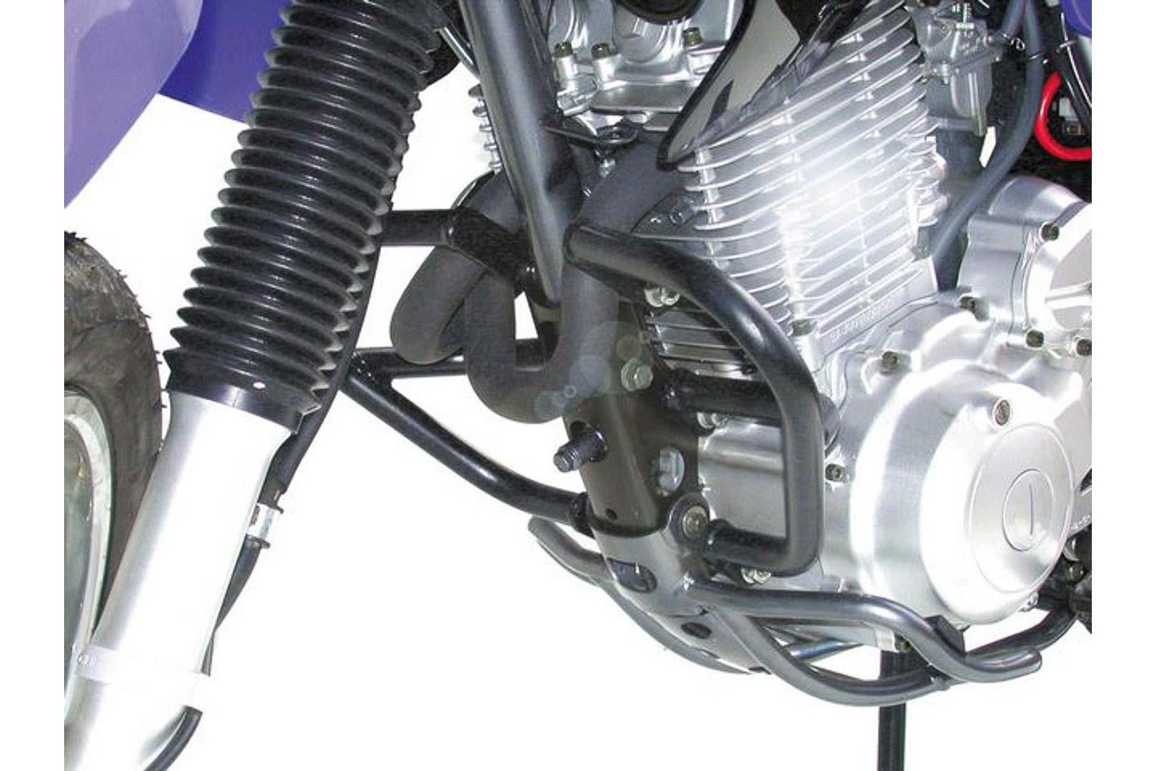 SW-Motech Moottorinsuojarauta Yamaha XT600 93- musta