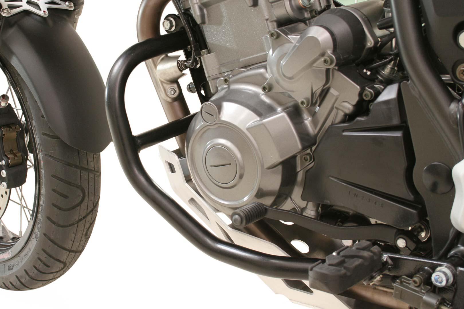 SW-Motech Moottorinsuojarauta Yamaha XT660 musta