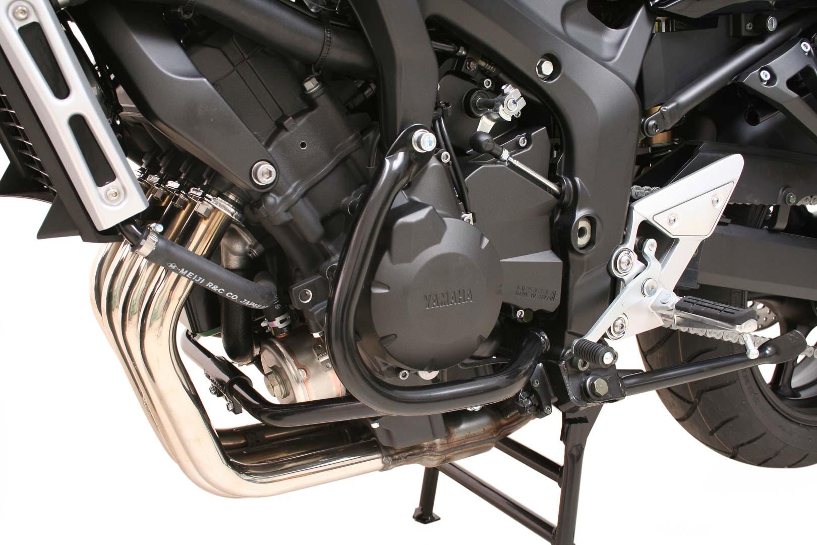 SW-Motech Moottorinsuojarauta Yamaha FZ6 musta