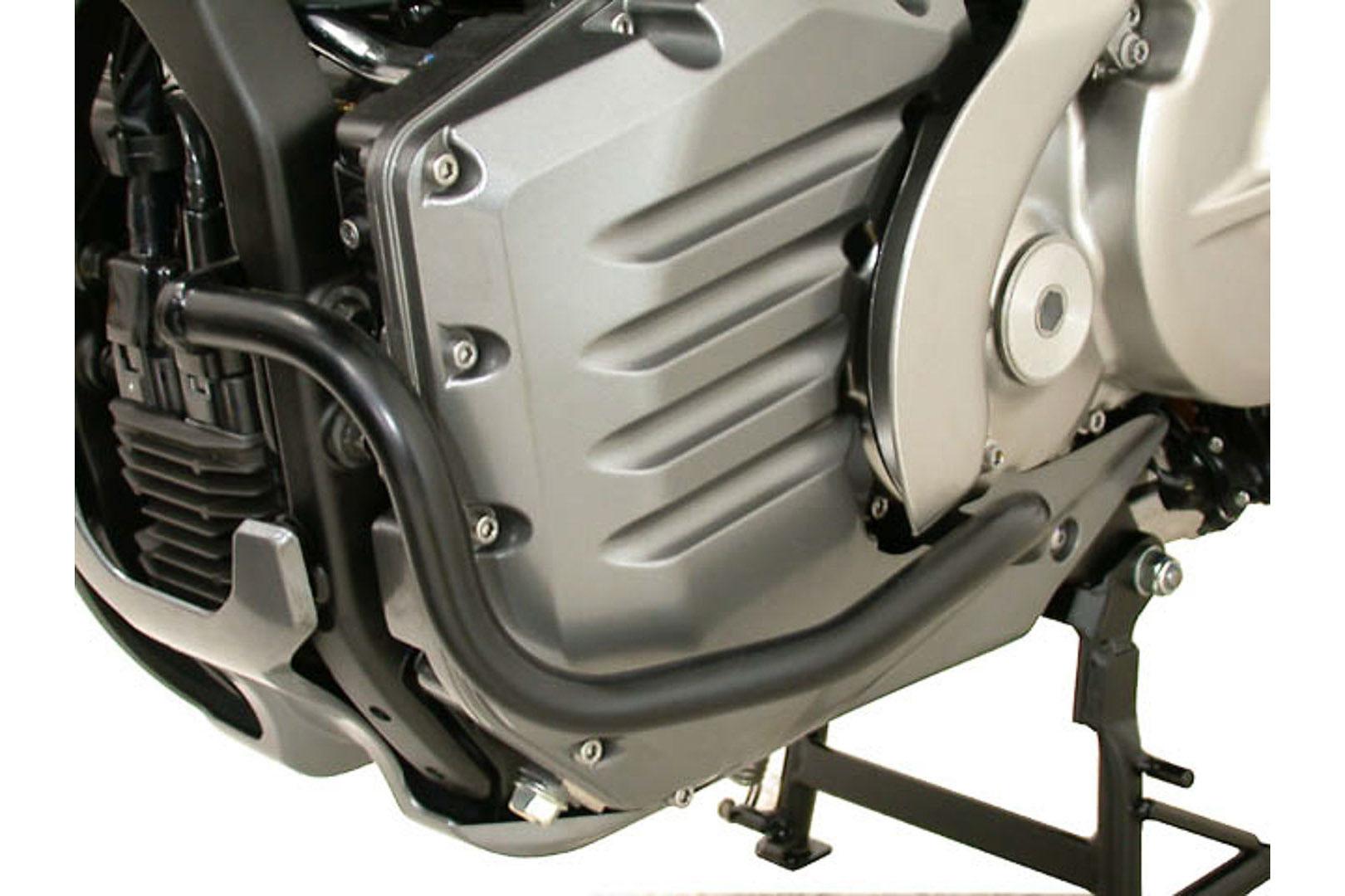 SW-Motech Moottorinsuojarauta Yamaha MT-01 musta