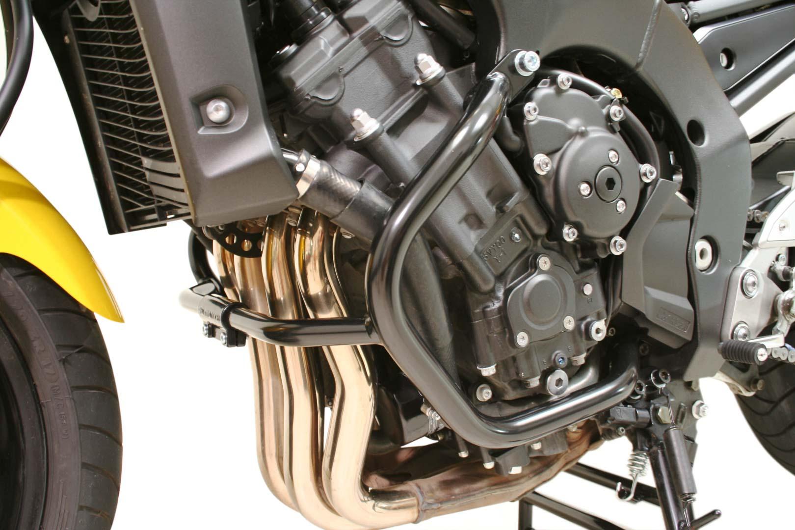 SW-Motech Moottorinsuojarauta Yamaha FZ1/Fazer musta