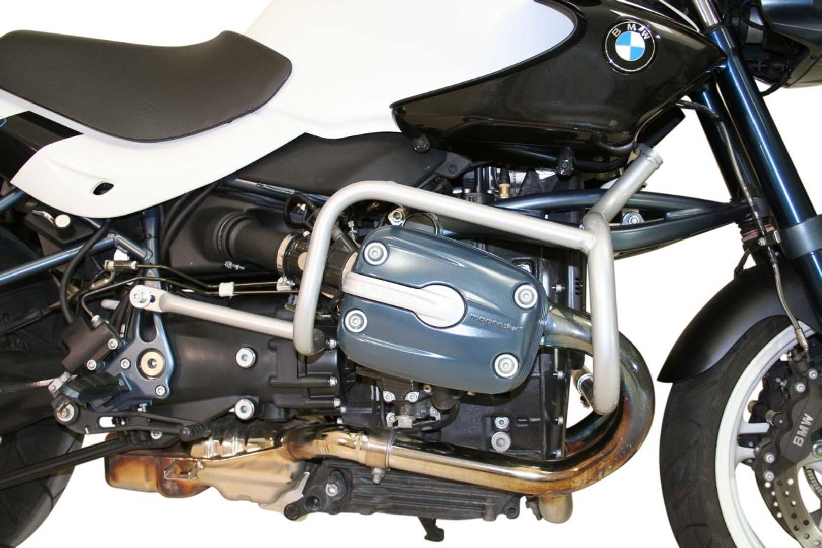 SW-Motech Moottorinsuojarauta BMW R1150R hopea