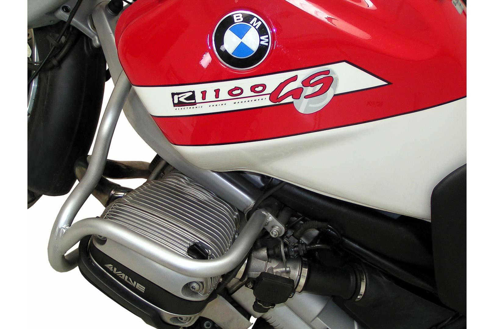 SW-Motech Moottorinsuojarauta BMW R1100GS hopea