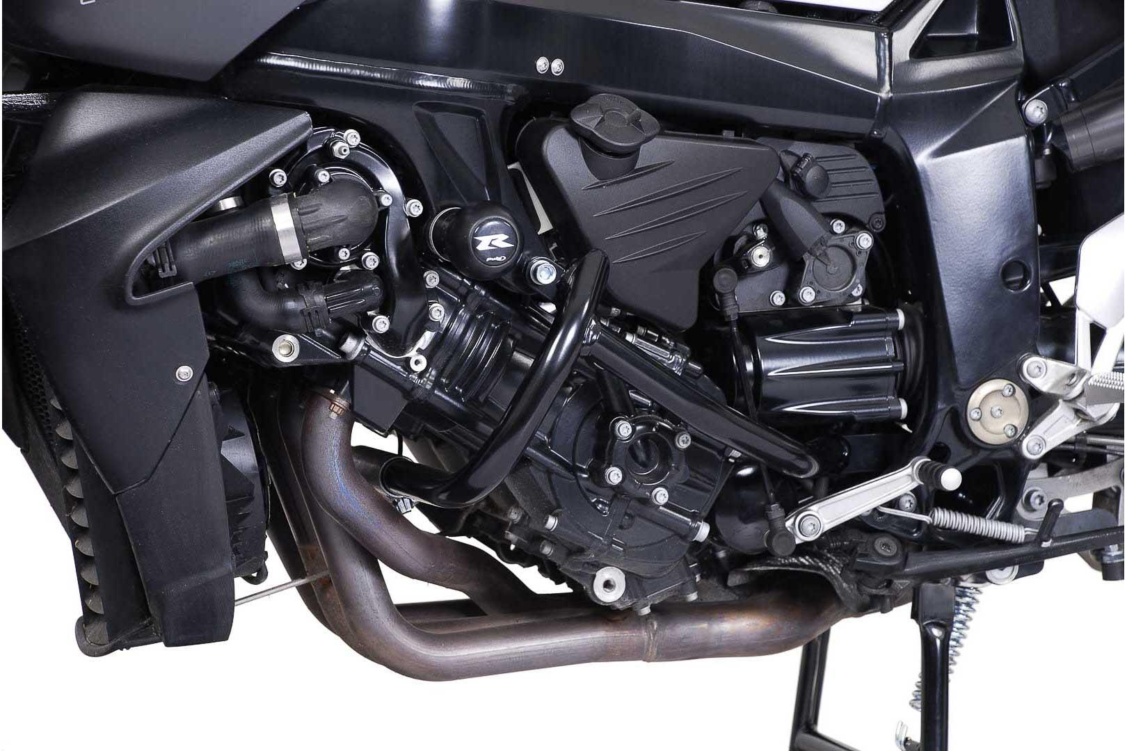 SW-Motech Moottorinsuojarauta BMW K1200R/K1300R musta