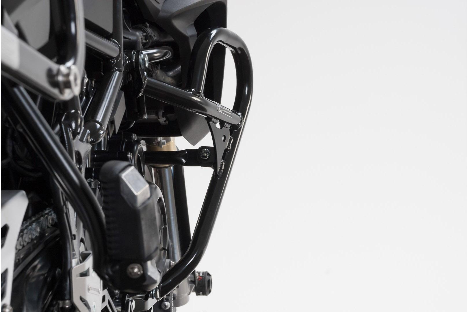 SW-Motech Moottorinsuojarauta BMW F650GS 08-/F700GS/F800GS musta