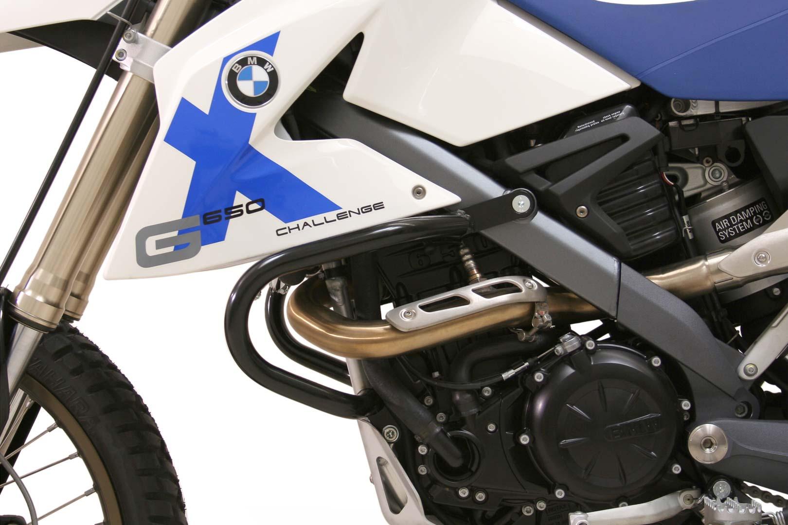 SW-Motech Moottorinsuojarauta BMW G650X Challenge/Moto/Country 07- hopea