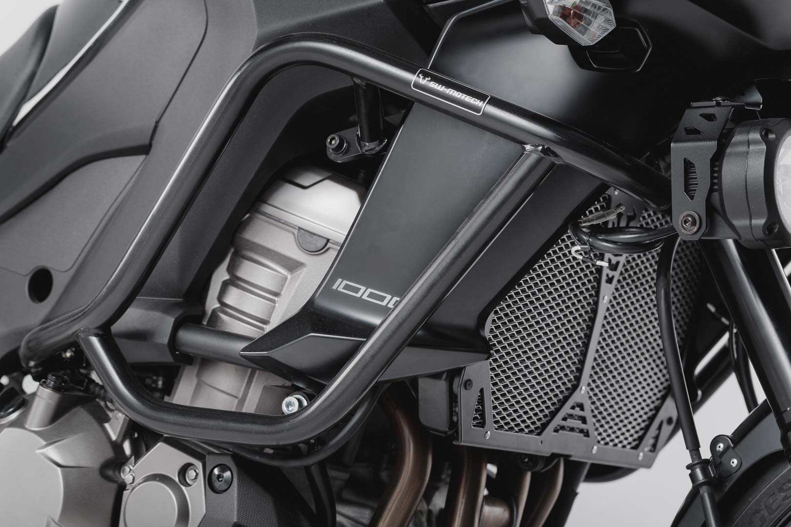 Moottorinsuojarauta Kawasaki KLZ 1000 Versys (15-18)