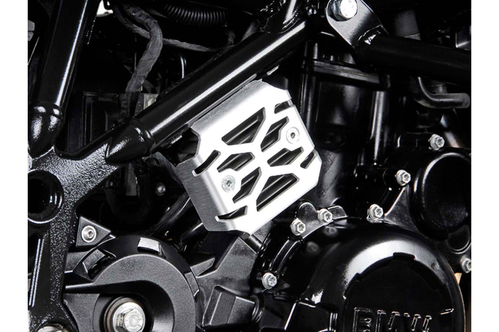 Jännitteensäätimen suoja BMW F800GS