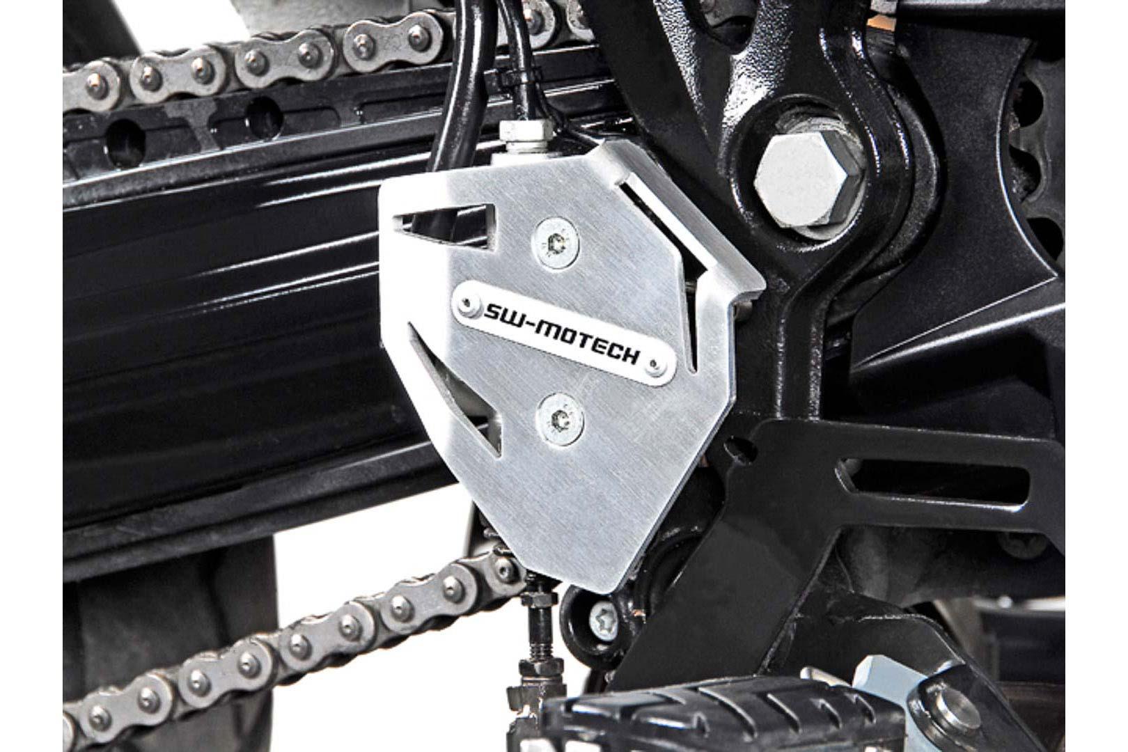 Takajarrunestesäiliön suoja BMW F800GS