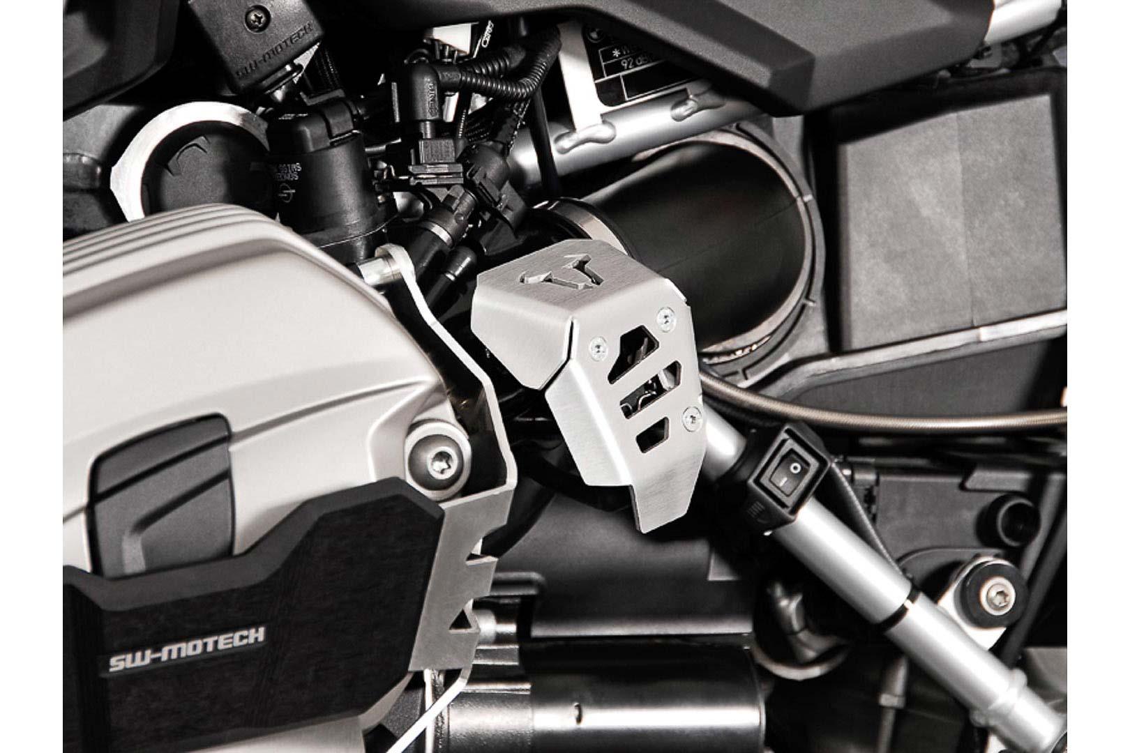 Kaasuläpän potentiometrin suoja BMW R1200GS 08-12