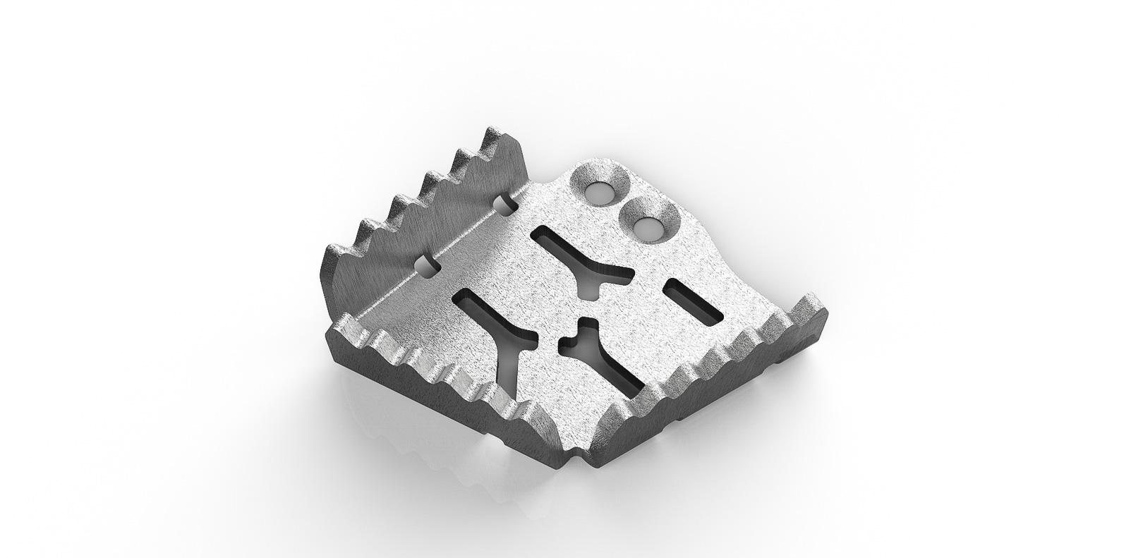 Brake Pedal Extension
