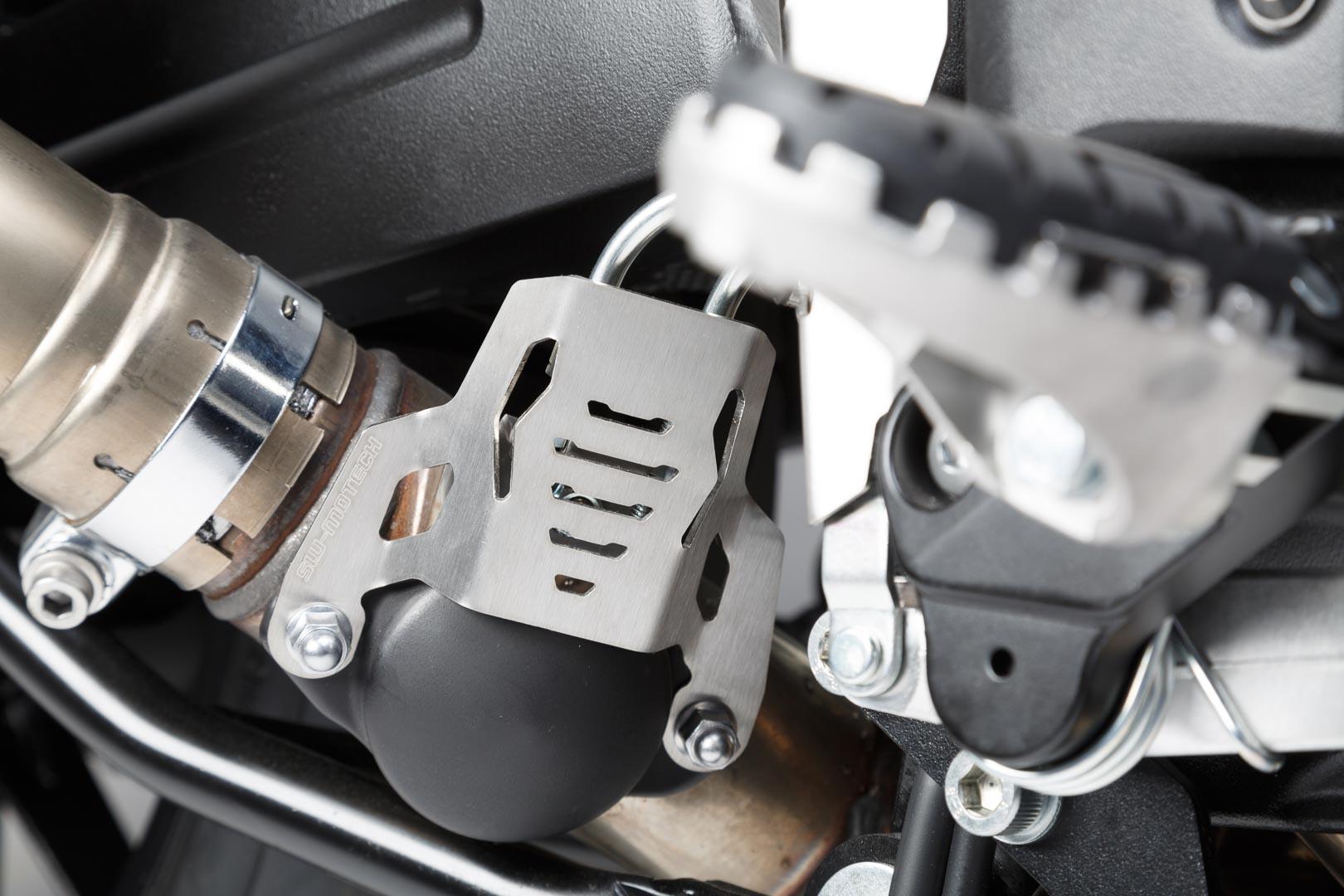 Pakoventtiilin suoja, Suzuki DL1000 V-Strom 14-