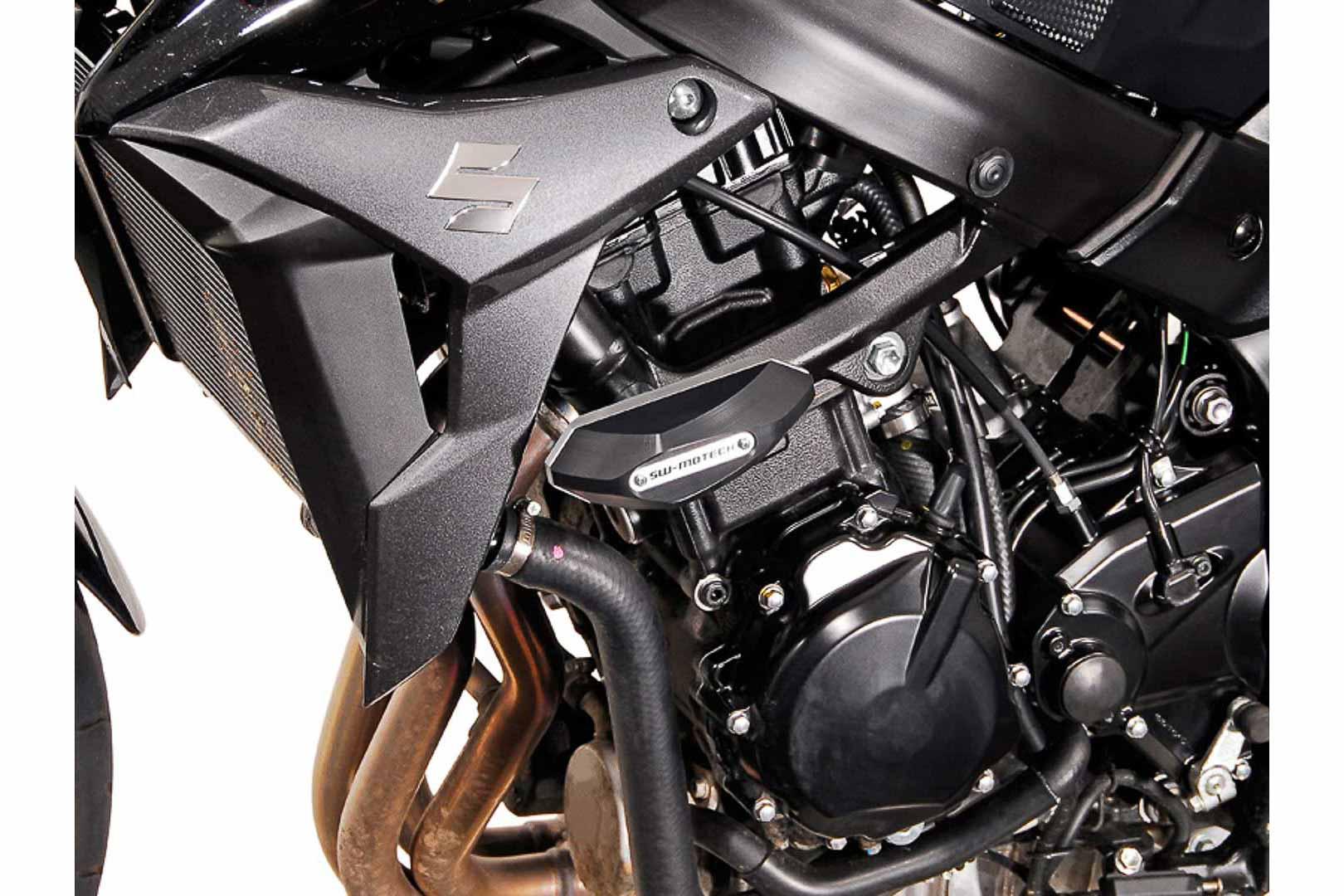 Frame Slider -sarja, Suzuki GSR750 11-