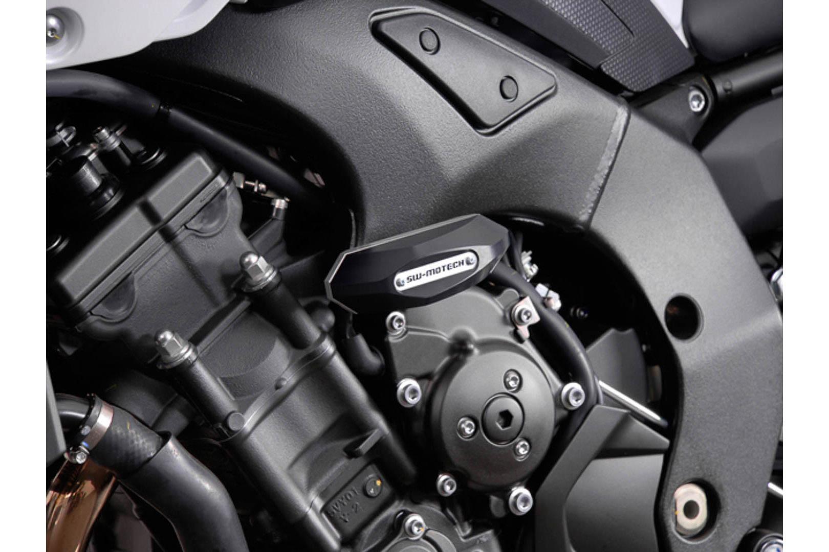 Frame Slider -sarja, Yamaha FZ8/FZ8 Fazer 10-