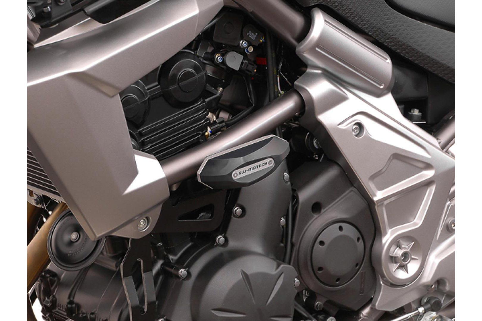 Frame Slider -sarja, Kawasaki Versys 08-