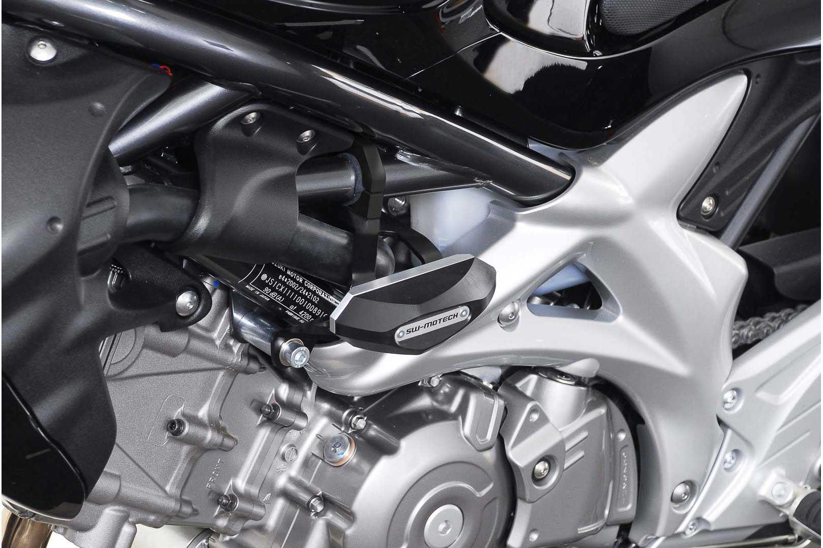 Frame Slider -sarja, Suzuki SFV650 Gladius 09-