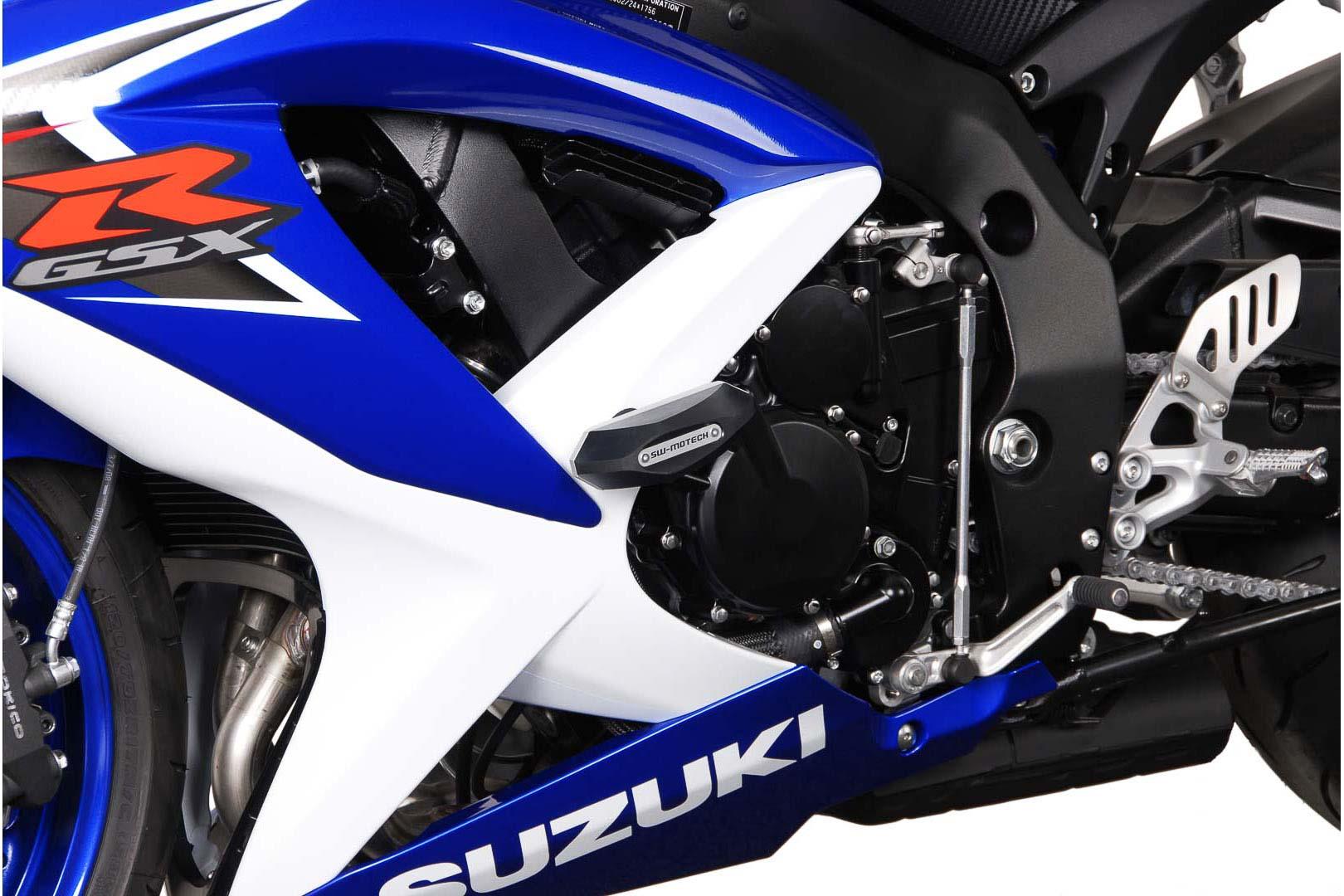 Frame Slider -sarja, Suzuki GSX-R600 08-
