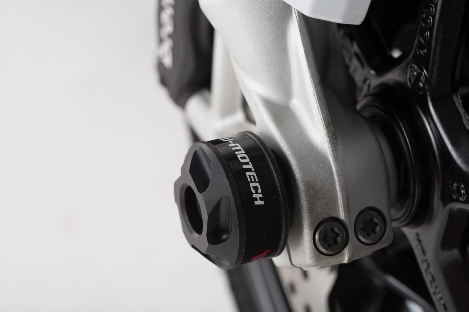 Slider set for front axle BMW F800R / R1200 / R1250 / RnineT / S1000XR
