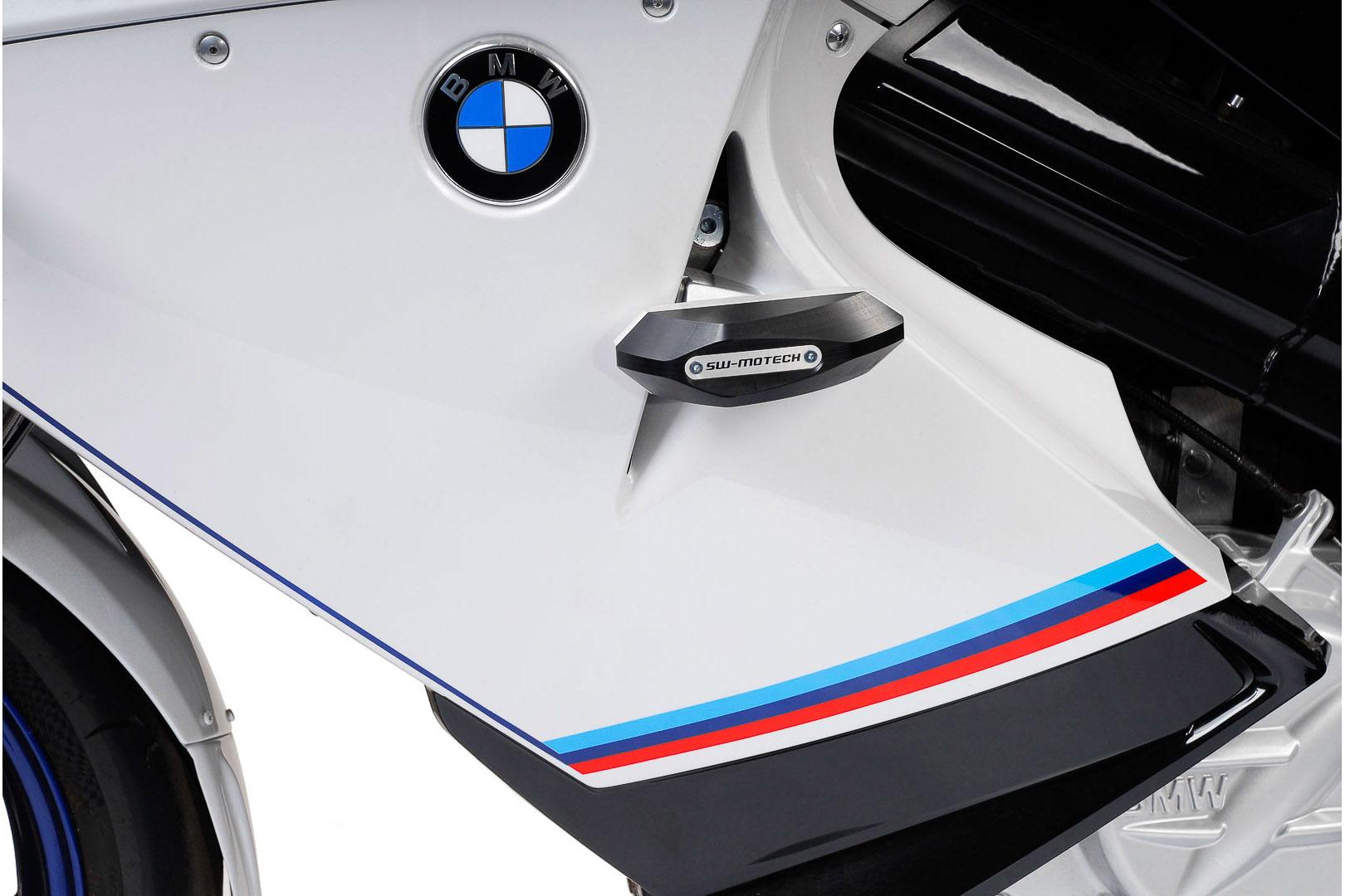 Frame Slider -sarja, BMW F800ST 07-