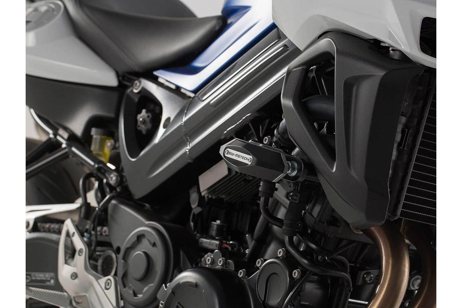 Slider set for frame BMW F 800 R 15-