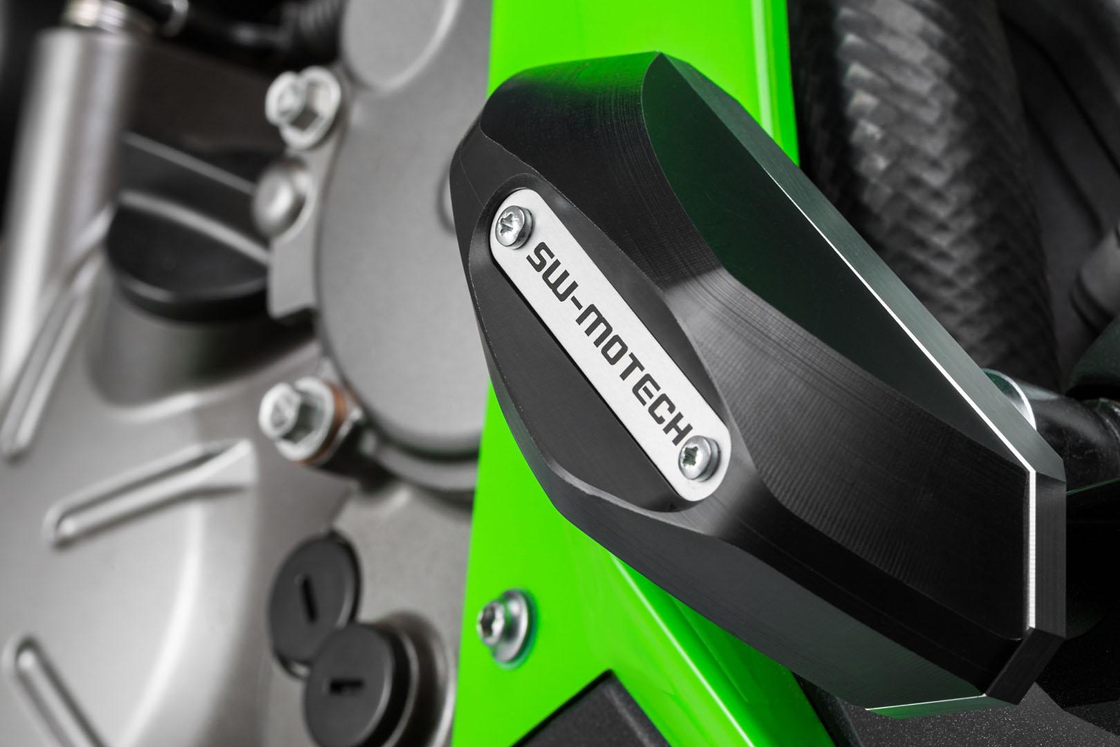 Slider set for frame Kawasaki Ninja ZX-6R 636 13-