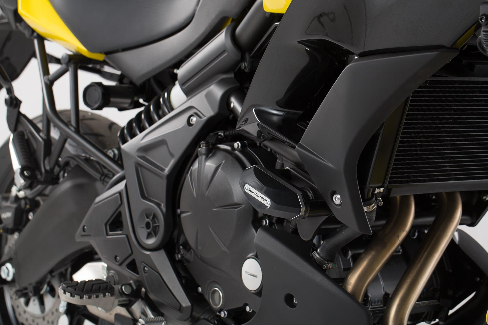 Slider set for frame Kawasaki Versys 650 15-