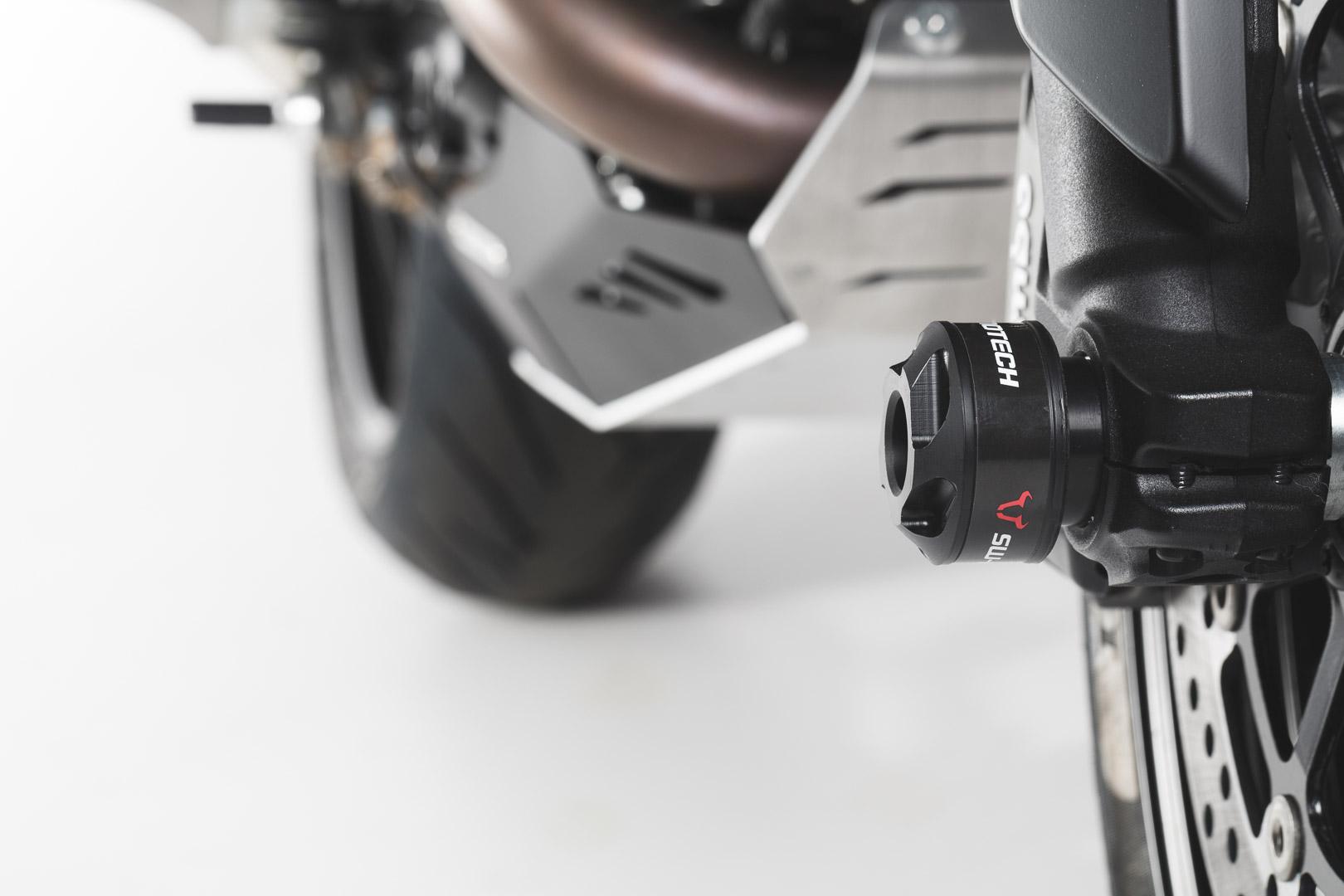 Etuhaarukan kaatumasuoja Ducati Multistrada 1200