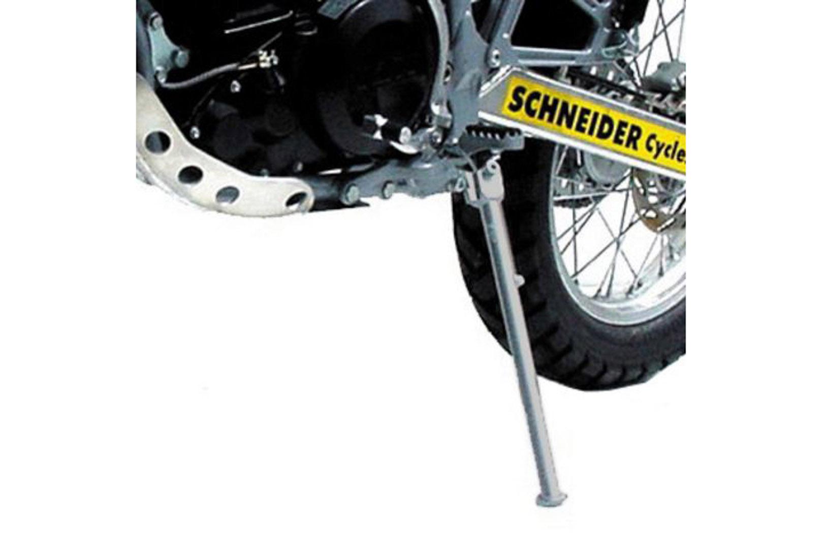 SW-Motech KTM Sivuseisontatuki Vannekoko 17″/17″  harmaa